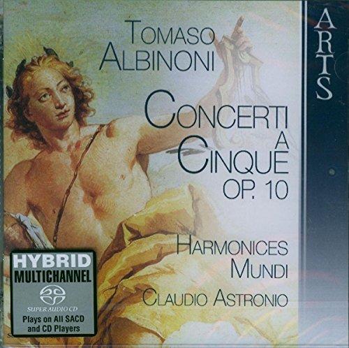 ALBINONI / HARMONICES MUNDI / ASTRONIO