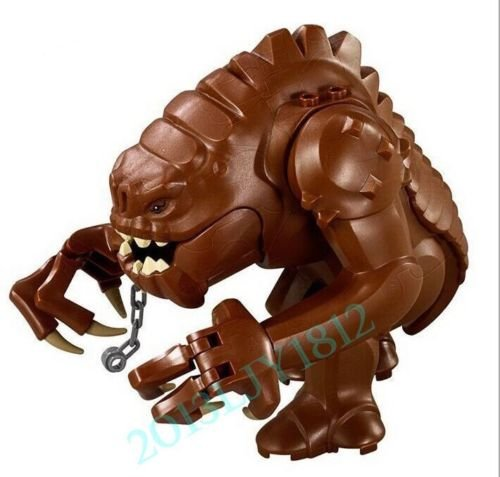 Low cost 5'' Massive Rancor Determine Jabba's Rancor Monster Star Wars Blocks Bricks Sizzling Toy Set  Evaluations