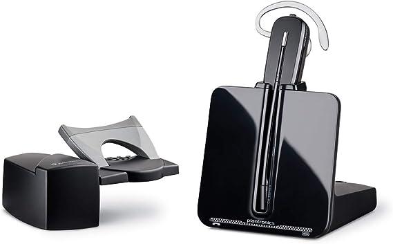 Amazon Com Plantronics Cs540 Wireless Headset System With Lifter