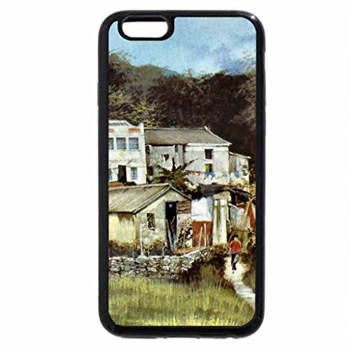 iPhone 6S / iPhone 6 Case (Black) Tai Po Vista 1