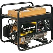 Subaru RGX3600, 3000 Running Watts/3600 Starting Watts, Gas Powered Portable Generator
