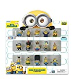 Minion mini figure 15-piece set Kaito glue Minions Movie Mini Figurines 15 Piece Set [parallel import goods]