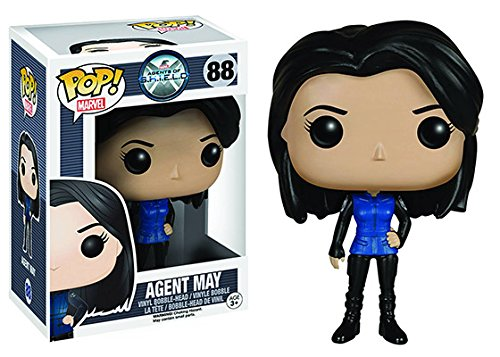 Funko POP Marvel: Agents of S.H.I.E.L.D Melinda May Action Figure from Funko