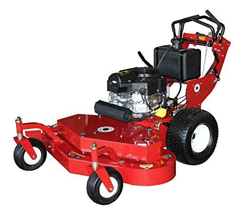 Commercial Lawn Mowers : Quot bradley walk behind commercial mower lawn garden