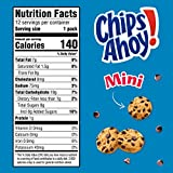 CHIPS AHOY! Mini Chocolate Chip Cookies, 12 - 1 oz