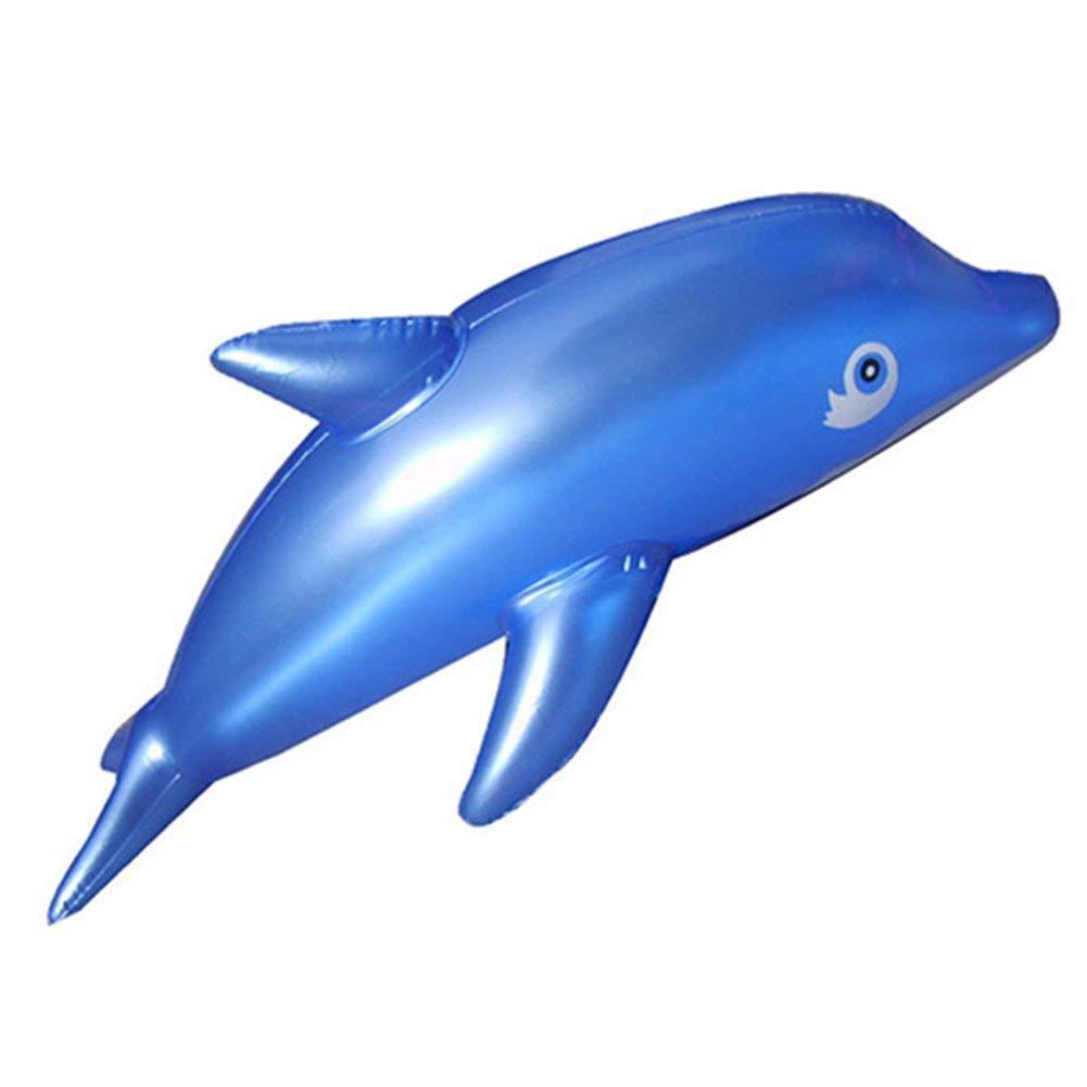 AeeKing 1 Pieza Hermosa 50 cm Hinchable delfín Peces Playa Piscina ...