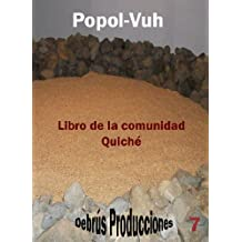 Popol Vuh (Colección clásicos espirituales y teológicos nº 7) (Spanish Edition)