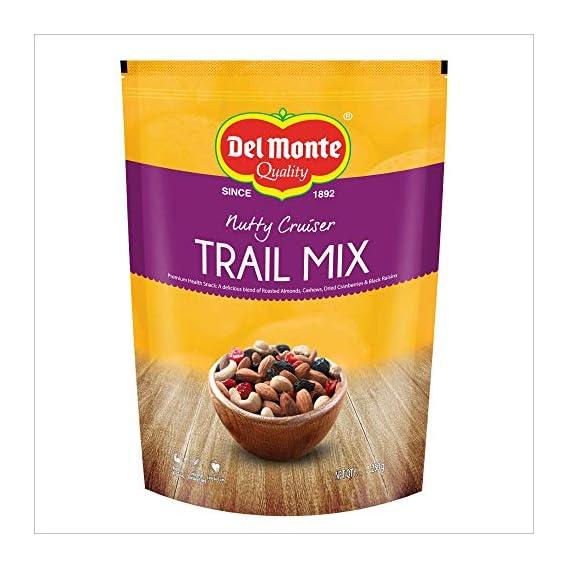 Del Monte Nutty Cruiser Trail Mix, 250g