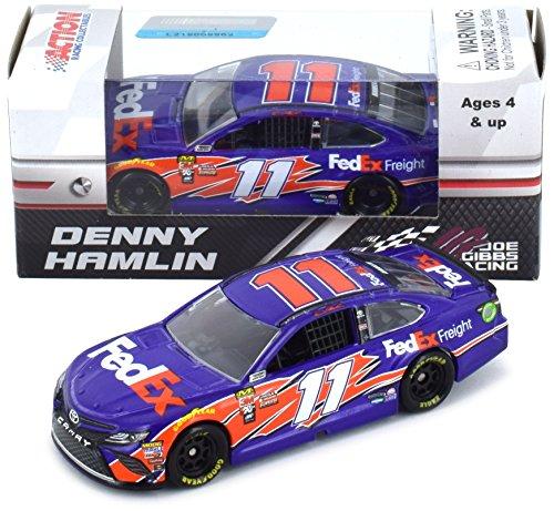 Lionel Racing Denny Hamlin 2018 FedEx Freight NASCAR Diecast 1:64 Scale
