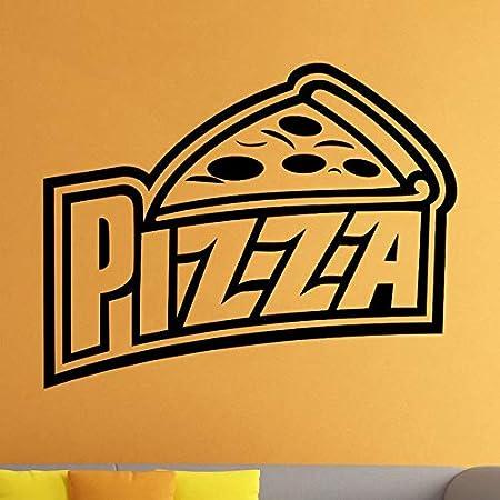 mlpnko Etiqueta de la Pizza Etiqueta de la Comida Cartel ...