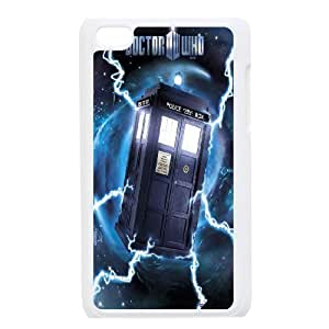 Popular Doctor Who Watercolor Tardis FOR IPod Touch 4th KHR-U587943