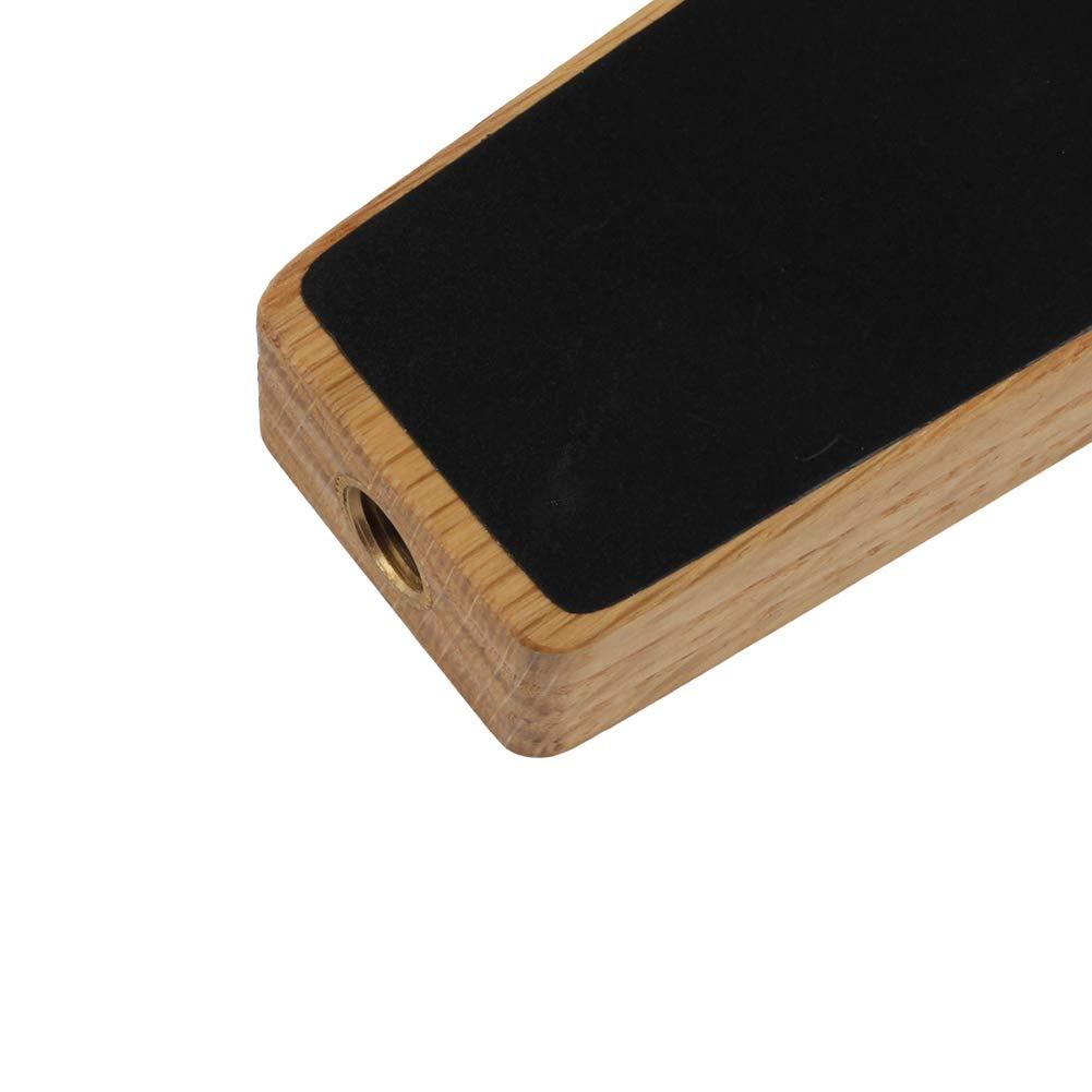 Small Chalkboard Beer Tap Handle, Mini kegerator Tap Handles, 6.5 Inch Tall Oak Wood by Fanfoobi (Image #5)