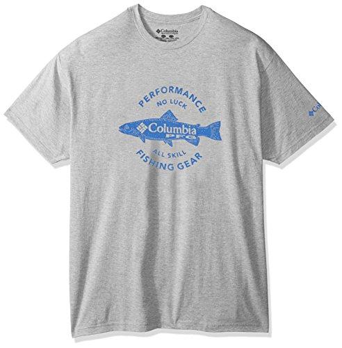 Columbia Apparel Men's Jax Pfg T-Shirt