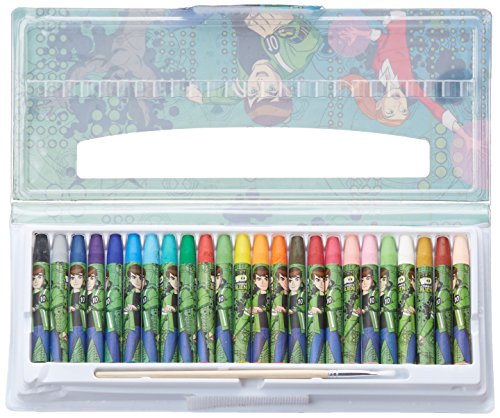 Ben 10 Water Based Oil Pastel (24 Colors)