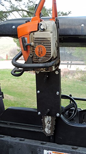 Universal UTV Roll Bar Chainsaw Mount RCM-3012 by Hornet Outdoors (Image #1)