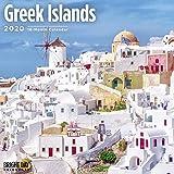 Greek Islands Wall Calendar 2020