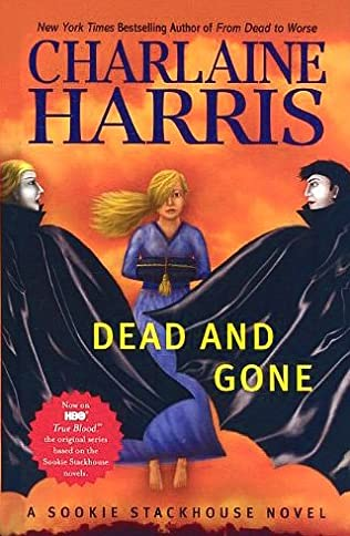 book cover of Dead and Gone
