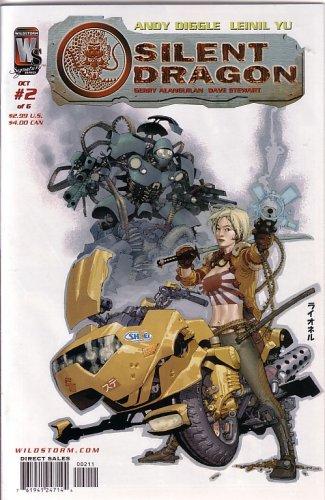 Silent Dragon, #2 (Comic Book)