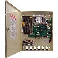 Speco SPED4WVTP2TB 4 Channel VT TVI Wall Mount DVR Power Supply 2TB
