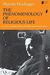 The Phenomenology of Religious Life (Studies in Continental Thought)