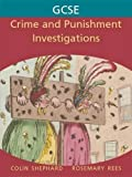 img - for Crime and Punishment Investigations (OCR Modular History) by Tim Lomas (2005-03-31) book / textbook / text book