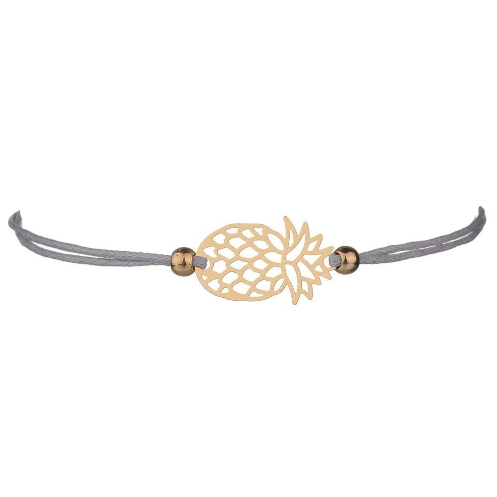 ELFTUNE Multiple Adjustable Cuff Bracelet Open Wire Bangle Stackable Wrap Bracelet Set for Women Girls