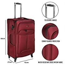 Thames Oscar Nylon 65cm Softsided TrolleyTravelCabin