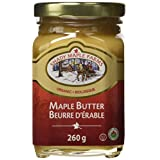 Shady Maple Farms Organic Maple Butter-Traditional Maple Butter, 260G