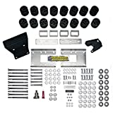 Performance Accessories, Dodge Ram 1500 Gas 2WD and 4WD (Including Air-Ride) 3'' Body Lift Kit, fits 2009 to 2017, PA60203, Made in America