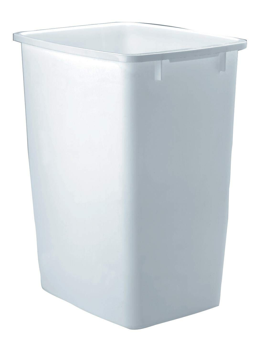 Rubbermaid Wastebasket 36 Quart, White
