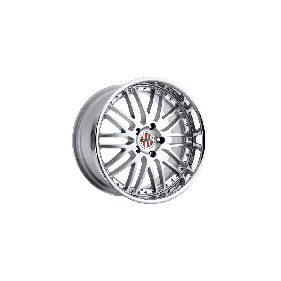 22x10 Victor Mulsanne (Hyper Silver) Wheels/Rims 5x130 (2210VIM475130S71)