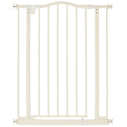 Available In A Choice Of Styles And Colors, This Safety Gate Features 36  Inches Of Height And 28 46.8 Inches Of Opening Protection That Can Be  Extended Up ...