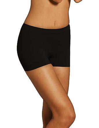 Body Wrap Lites Black Catwalk Seamless Boy Short 47822