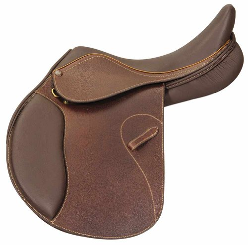 Hdr Close Contact Saddle (HDR Memor-X Close Contact Saddle - Australian Nut - Regular 16.5)