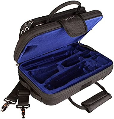 ProTec PB307GER - Funda para clarinete, color negro: Amazon ...