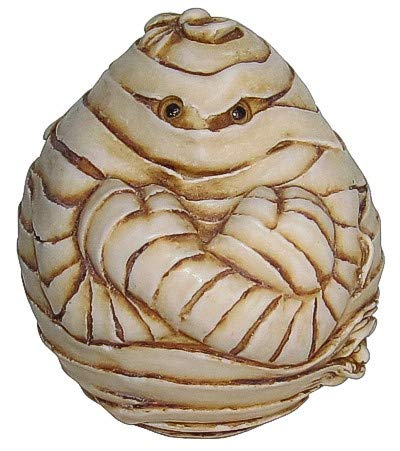 Harmony Kingdom - Roly Polys - Boris The Halloween Mummy - Hard Body Prototype - Figurine -