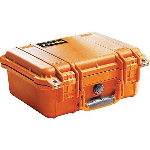 PELICAN 1400-000-150 1400 Protector Case with Pick N Pluck Foam (Pelican 1400 Protector)