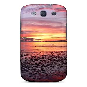 Galaxy Case - Tpu Case Protective For Galaxy S3- Sunset