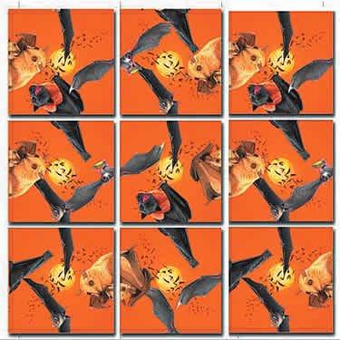 Scramble Squares: Bats -