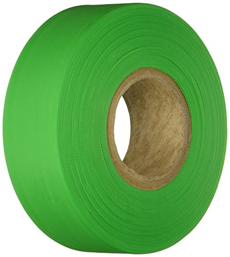 Brady 58353 Barricade Tape, Fluorescent Green by Brady (Image #1)