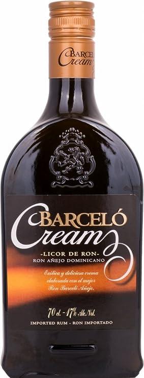 Barceló Crema De Ron - 700 ml: Amazon.es: Alimentación y ...
