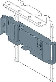 product image for Blum Z10D6252 TANDEM plus BLUMOTION SERVO-DRIVE Top Bracket with Adapter, Dust Grey/Zinc