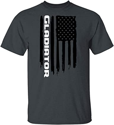 WheelSpinAddict Mens Rubicon Unlimited Sport American Flag Pullover Hoodie