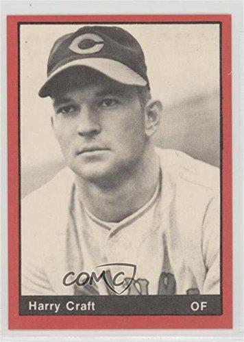 Harry Craft (Baseball Card) 1977 TCMA 1939-40 Cincinnati Reds - [Base] #16
