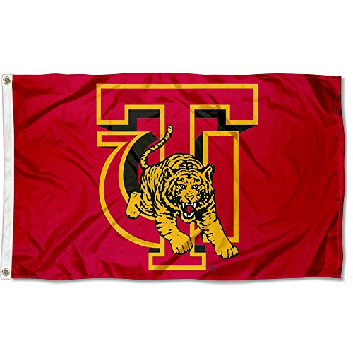 College Flags and Banners Co. Tuskegee Golden Tigers Flag