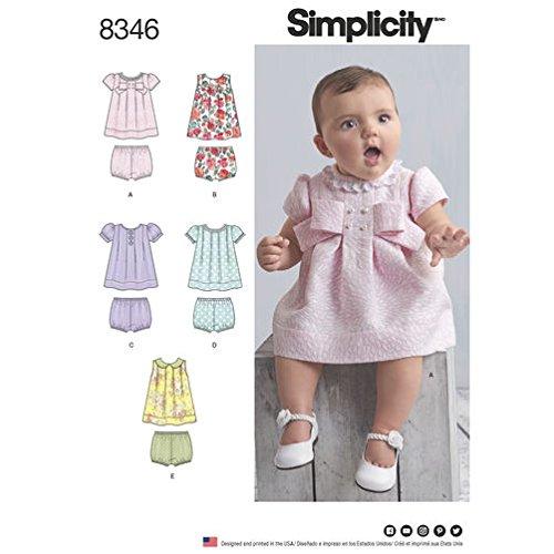 3 6 month baby dress pattern - 1