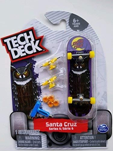 Tech Deck Santa Cruz Ultra Rare Tom Asta Series 6