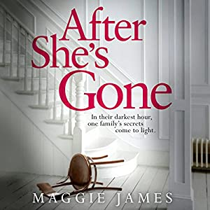 After She's Gone Audiobook