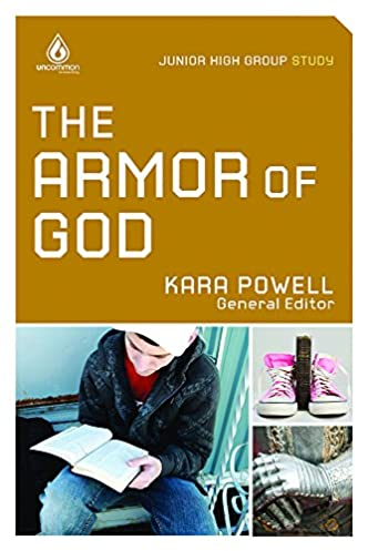 The old testament junior high group study uncommon array the armor of god junior high group study uncommon kara powell rh fandeluxe Image collections