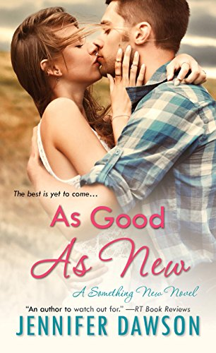 book cover of As Good As New